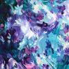 Violet Spell By Australian Artist Amber Gittins Crop 2