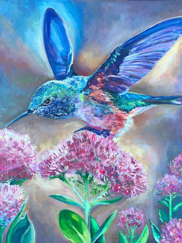 Patrycja Whipp Return To Secret Garden Bluethumb 4daf