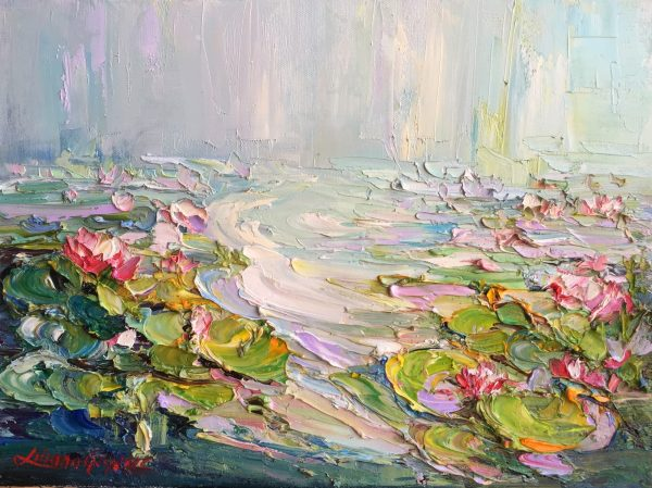 102 Water Lilies No2