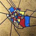Mondrian's in Town