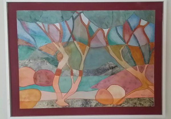 Mangroves Framed (2)