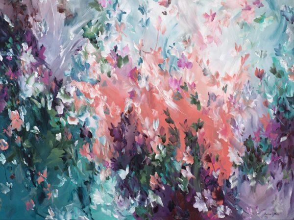 Perfect Memories By Artist Amber Gittins