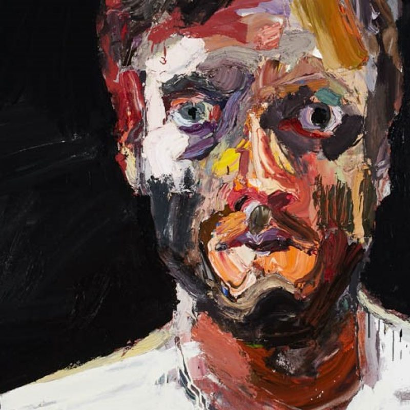Self Portrait After Afghanistan', 2012,