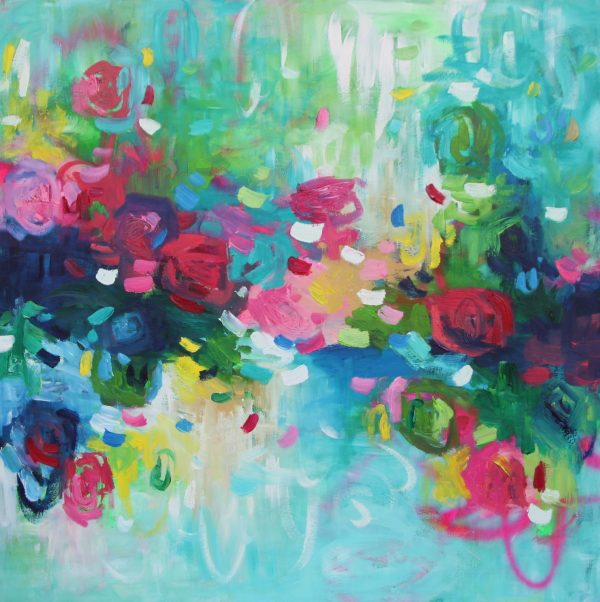 Belinda Nadwie Art Abstract Painting Absolutley