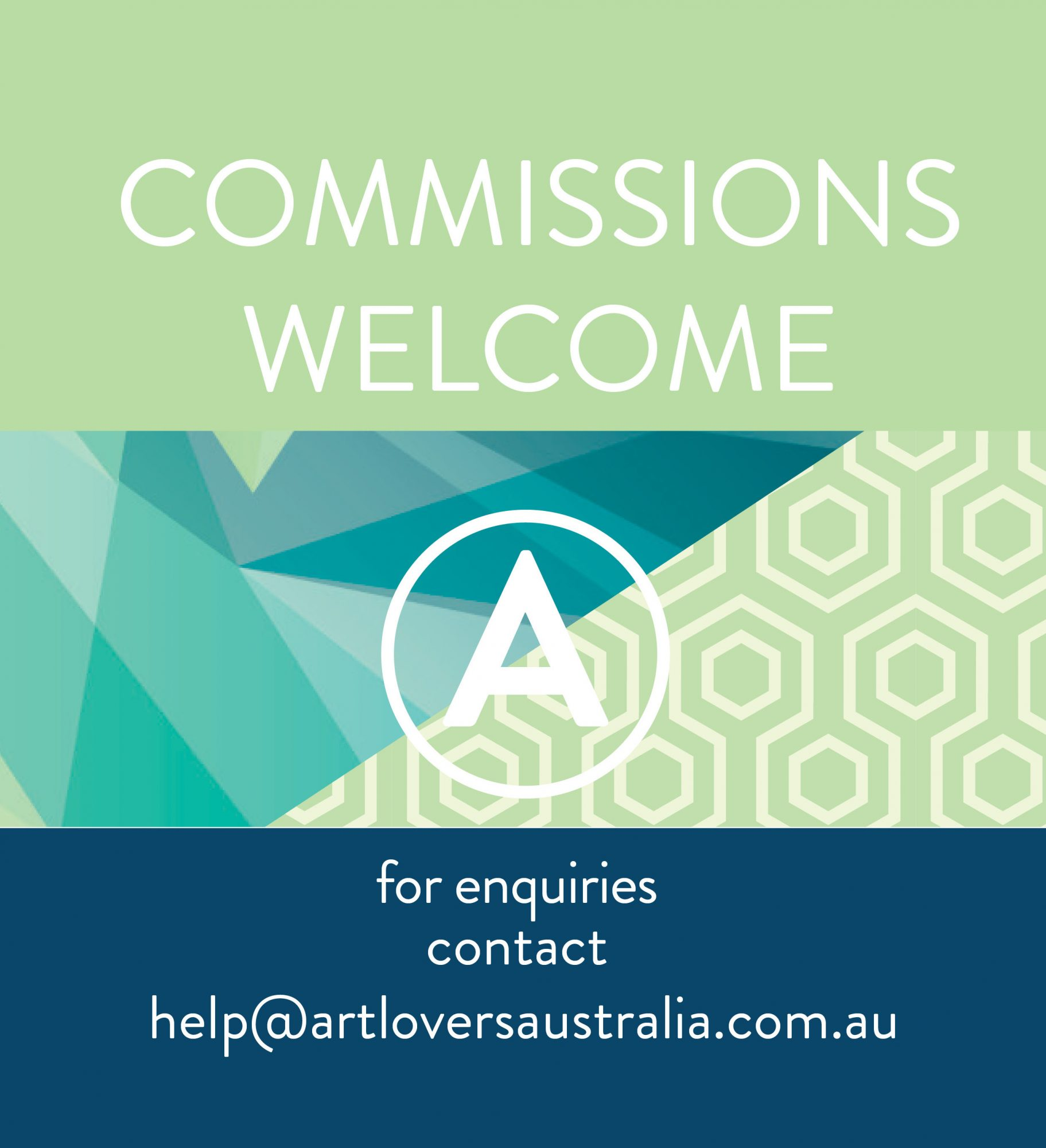 Commissions Help