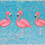 Flamingos – SOLD