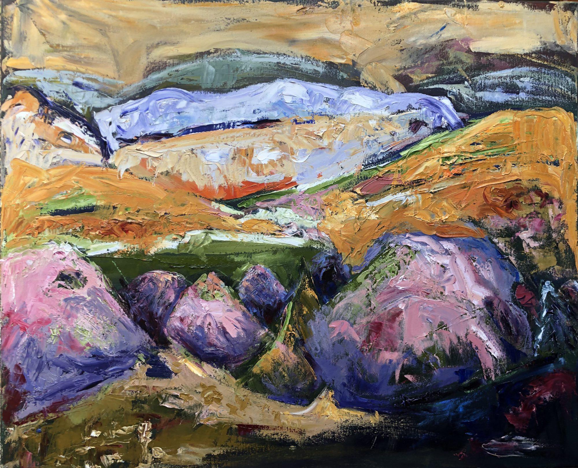 Mountains Of Santa Fe 2