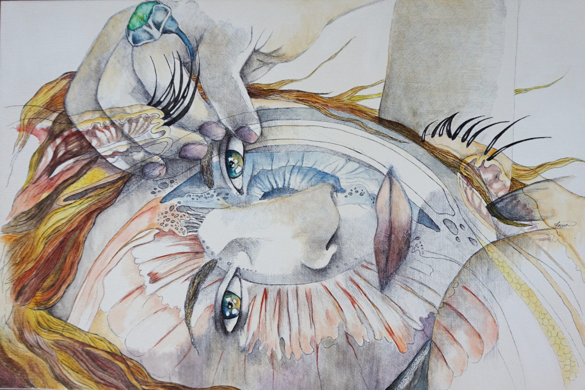 Sarah Colour Shade