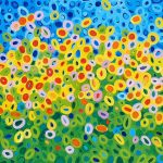 The Meadow 2 – Large Long Abstract