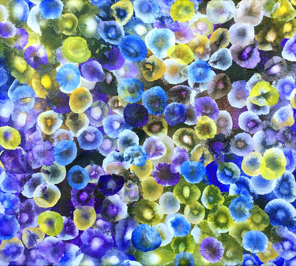 Aqueous Bloom Viii Bf