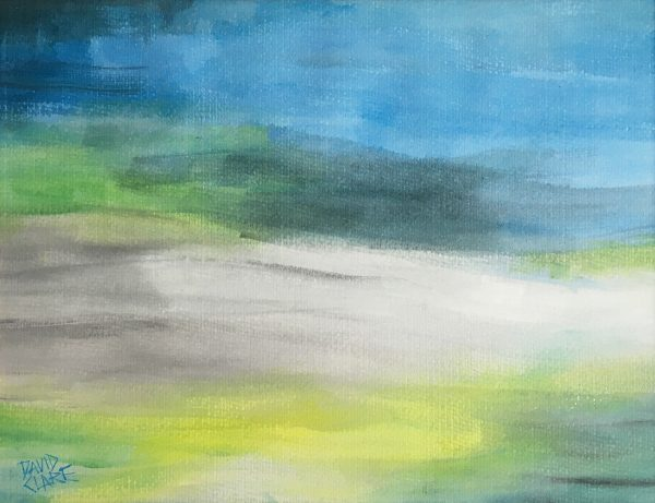 Beach Scene Lr