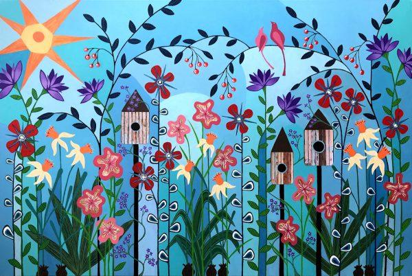 Can't Wait Til Spring By Lisa Frances Judd (web)