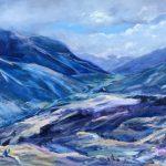 Mountains at Crown Range
