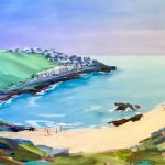 Seascape – Seaside Town