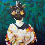 Tateya Musubi – Japanese Geisha Ltd Ed Print