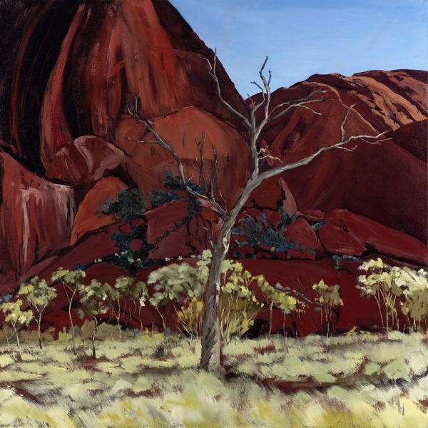 M Howse 044 Uluru 2 30cm Promo