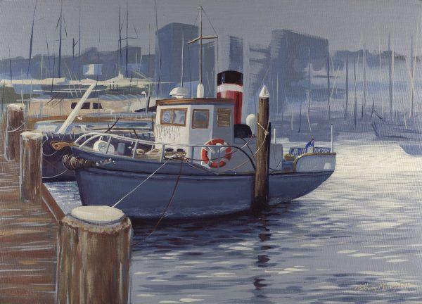 Newcastle Marina