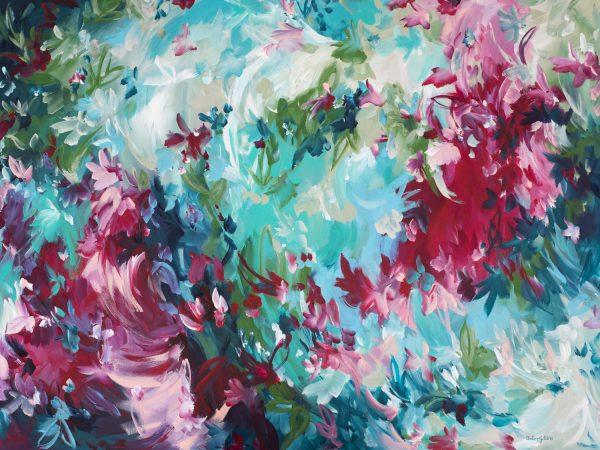 Romantic Spell By Amber Gittins Artist