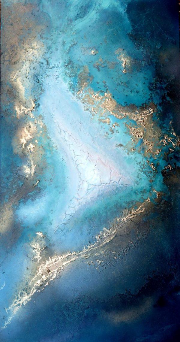 Sun Kissed Cay Ocean Art For Sale By Petra Meikle De Vlas1