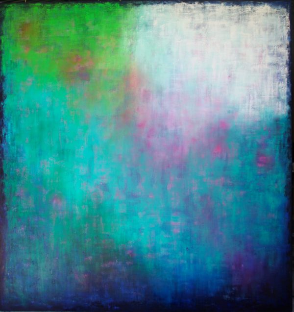 Belinda Nadwie Art Abstract Painting Present Moment