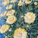 EVERLASTING LOVE – Yellow Paper Daisy