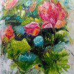 LOTUS FLOWER, ADELAIDE BOTANIC GARDENS
