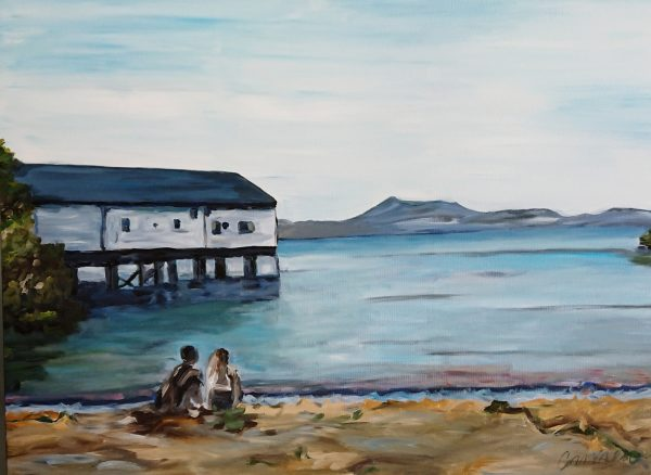 Sugar Wharf Painting Version 2
