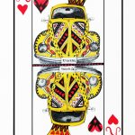 Taxi Vdub King of Hearts I