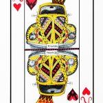 Taxi Vdub King of Hearts I