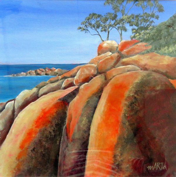 #20 Bay Of Fires Tasmania Id 4202