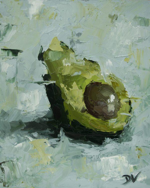 Avocado Half 2