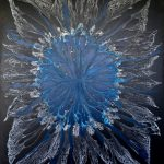 Sapphire Lace – Infinity Flower Series