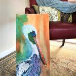 Nigel (the Pelican)