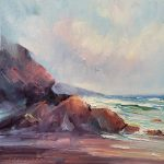 Portsea – The Back beach No 14b