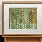 Ltd Ed Print Paper Weave – Five Leaves