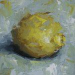 Home grown lemon