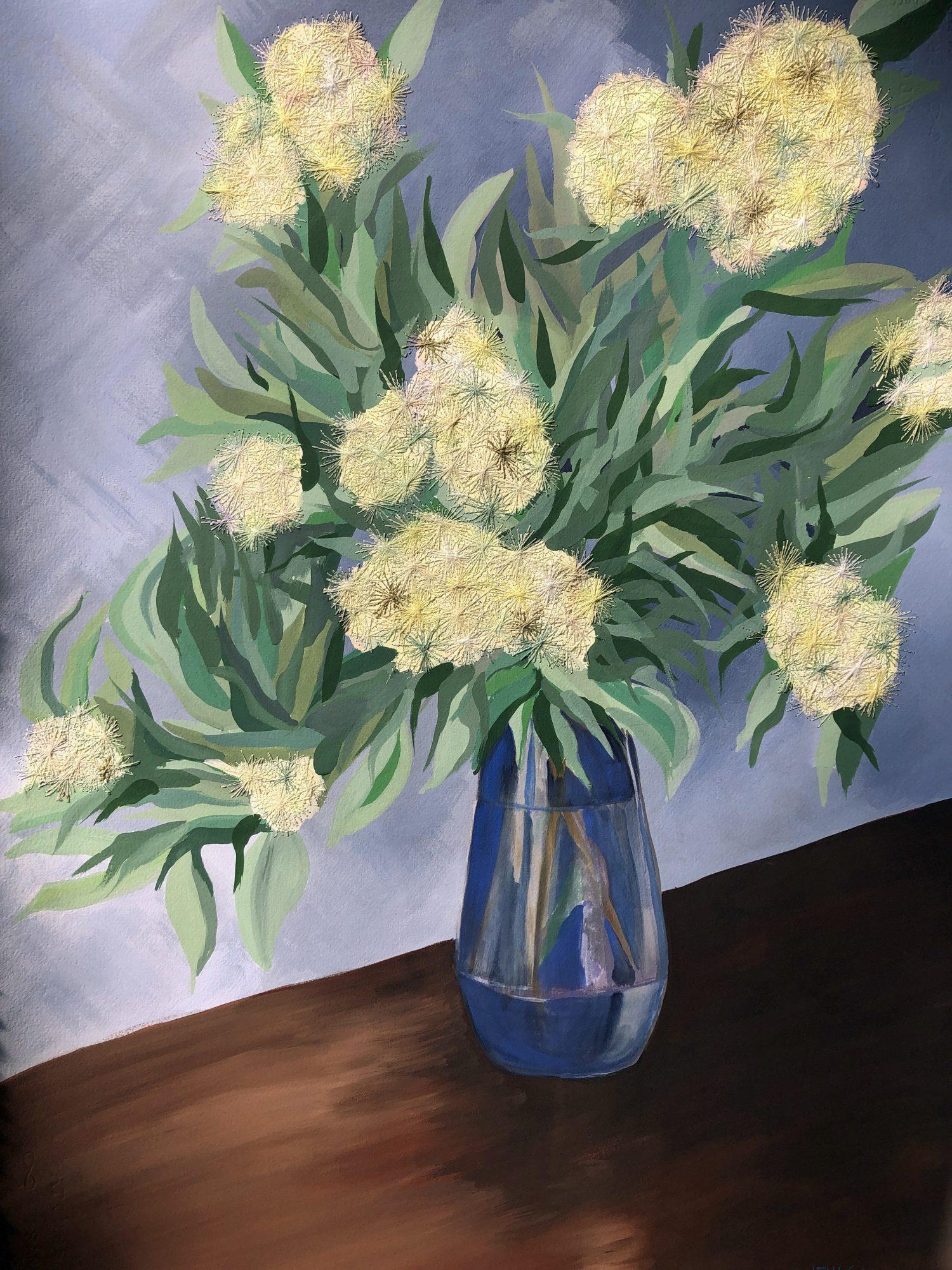 Lemon Myrtle In Bloom By Leah Gay 2019