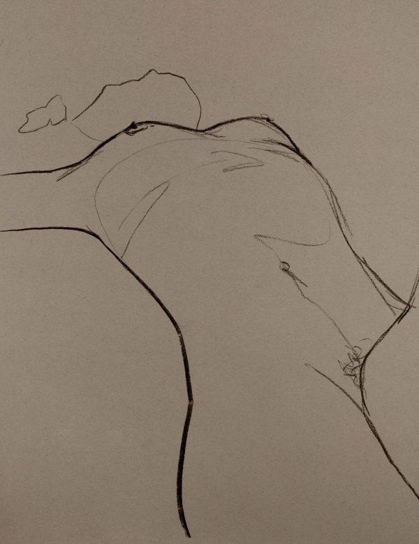 Life Drawing 13032019 I