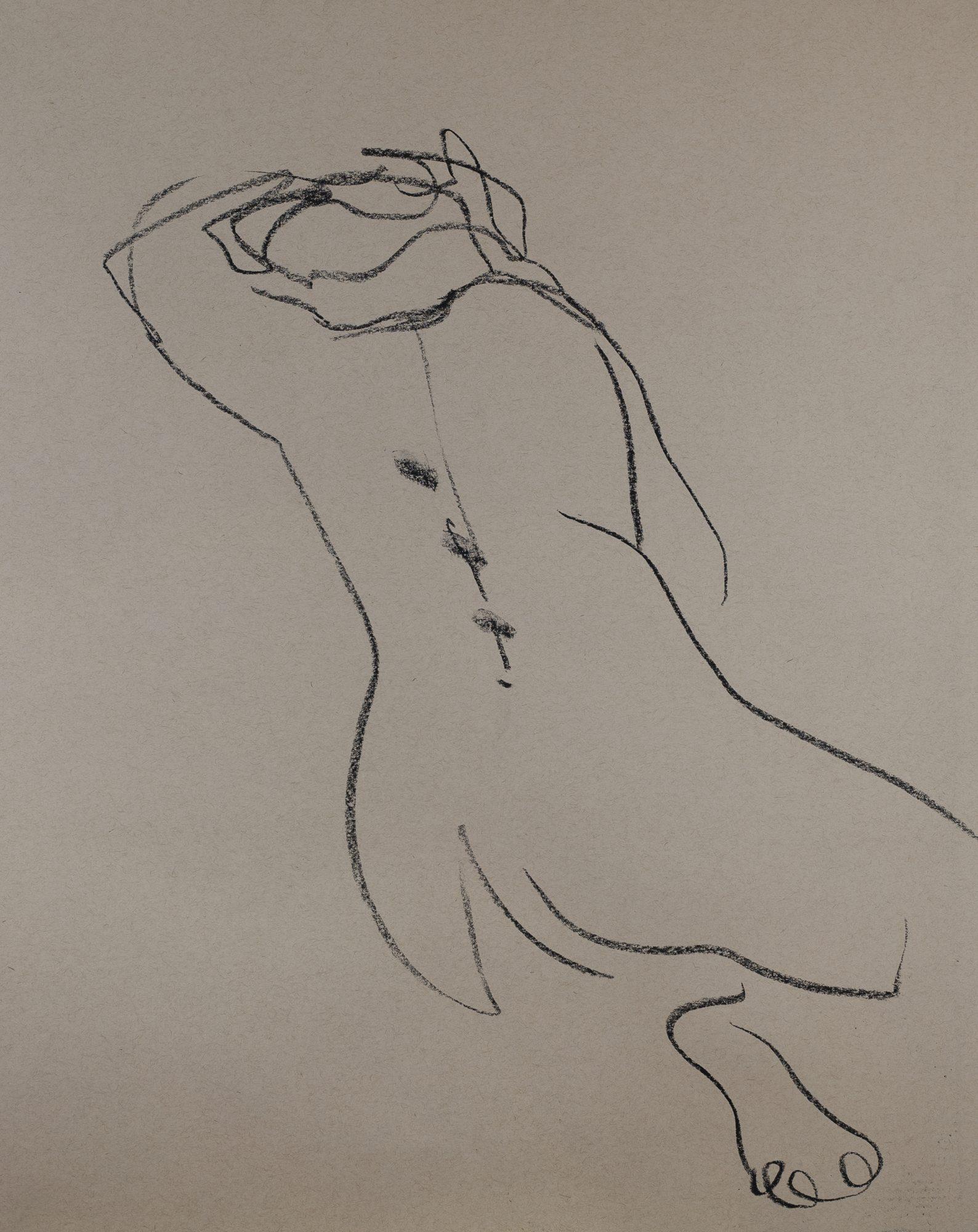Life Drawing 13032019 J