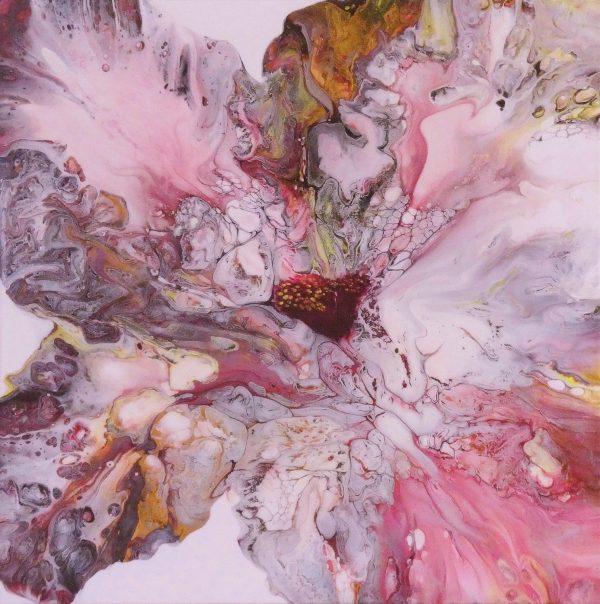 Nature's Earthy Colours, Limited Edition Print On Canvas, 60cm X 60cm Clare Riddington Jones