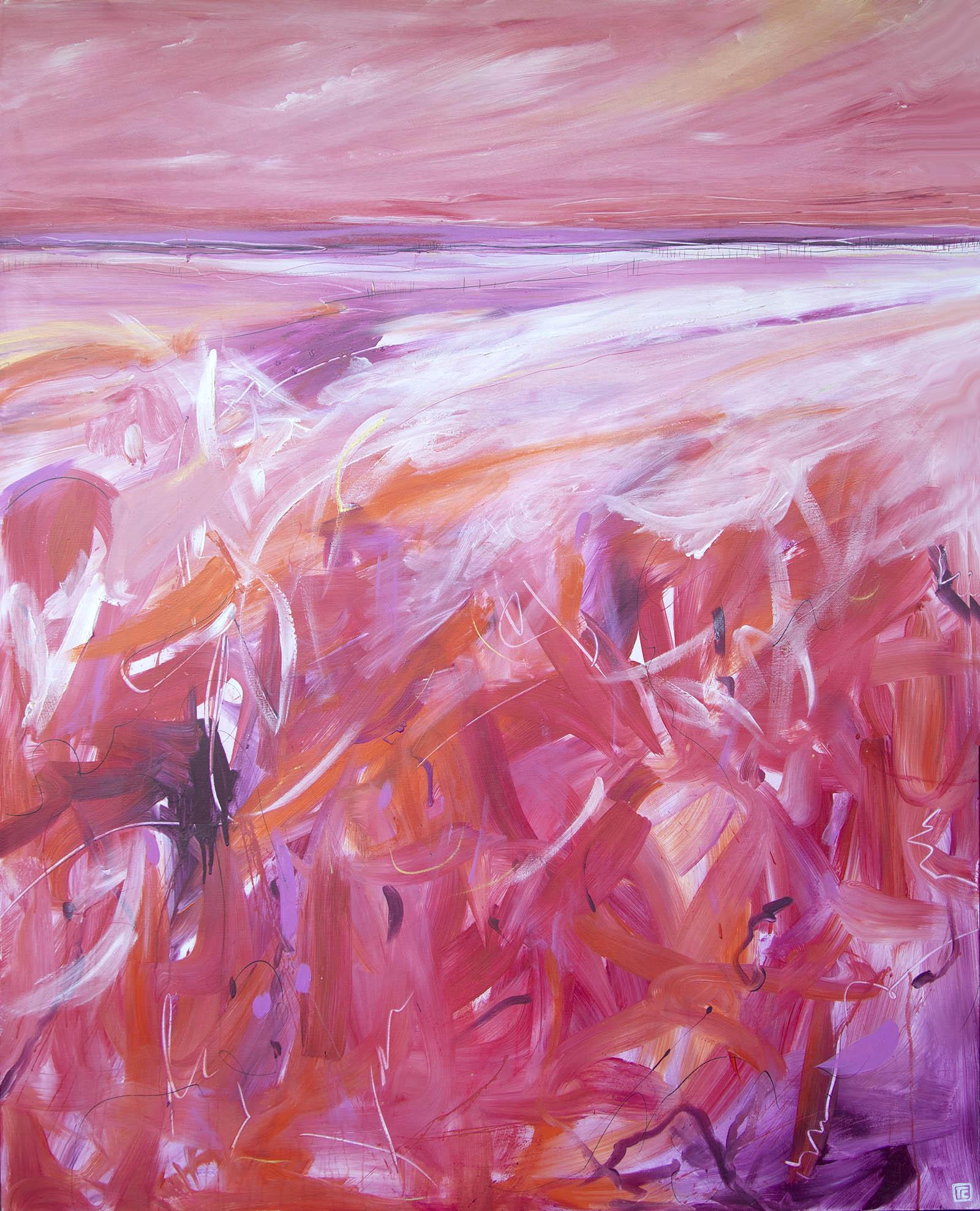 Tania Chanter Of Pink Remains Web