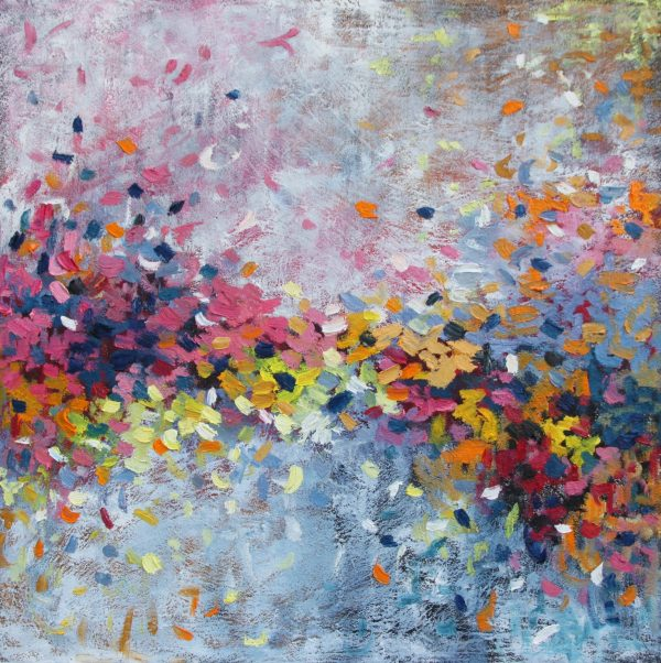 Belinda Nadwie Art Abstract Painting A Gentle Touch