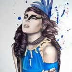 Chenoa – Tribal Girl