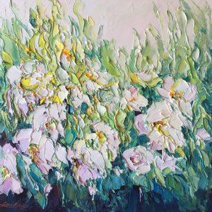 139 Spring Delight No 5 61x61cm