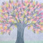 Leafy Tree CZ19025