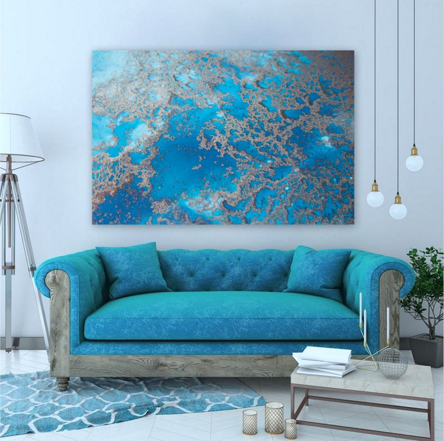 Barrier Reef Canvas Art Print For Sale By Petra Meikle De Vlas 7