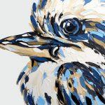 Kookaburra Blue