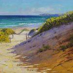 Sandy Beach Dunes