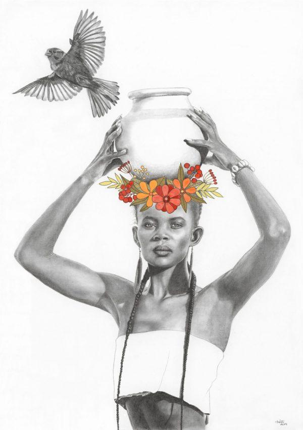 Gathering Water By Kati Garrett Filho