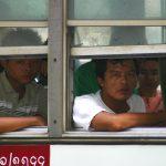 Rush Hour 2/4, Yangon, Myanmar – Ltd Ed Print